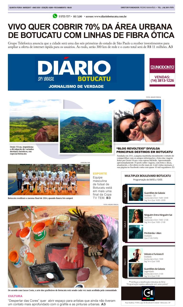 DIÁRIO DE BOTUCATU 2